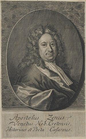 Apostolo Zeno - Apostolo Zeno