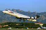 B-3080 - Shandong Airlines - CRJ-701ER - TAO (12949698984).jpg