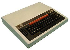 BBC Micro left