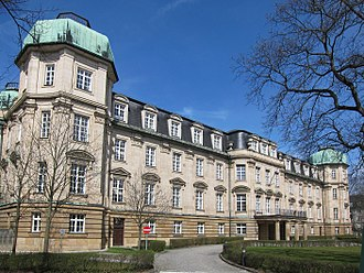 Federal Fiscal Court - Image: B Finanzhof Muenchen 01