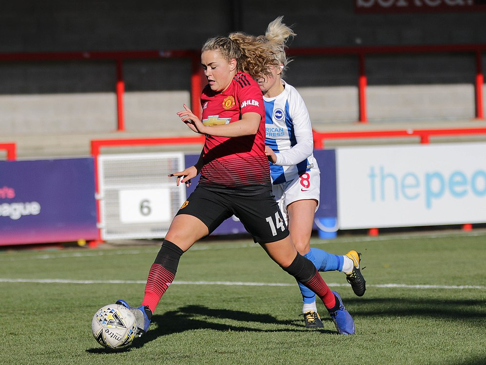 BHA Women 0 Man Utd Women 2 WFAC 4th rd 03 02 2019-466 (32044722827).jpg