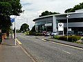 BMW Dealership on A5127 Lichfield Road - geograph.org.uk - 830675.jpg