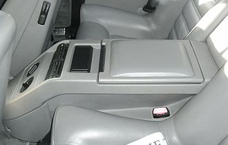BMW 6 Series (E24) - Rear seat beverage chiller