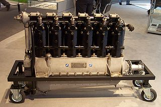 BMW IV aircraft engine family by BMW