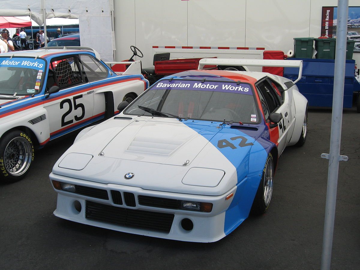 championnat bmw m1 procar wikip dia. Black Bedroom Furniture Sets. Home Design Ideas
