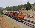 BNSF Eastbound Williams Junction, Arizona (15674982865).jpg