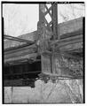 BOTTOM CHORD, EAST TRUSS. - Lea Bridge, Spanning Candies Creek at Old Georgetown Road, Hopewell, Bradley County, TN HAER TENN,6-HOPE.V,1-8.tif