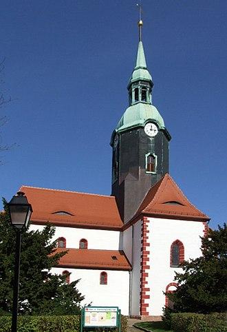 Bad Lausick - St. Kilian's Church