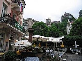 View of Baden-Baden.