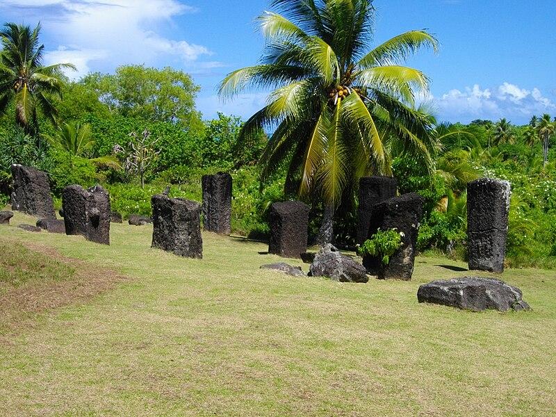 File:Badrulchau Stone Monoliths 2.JPG