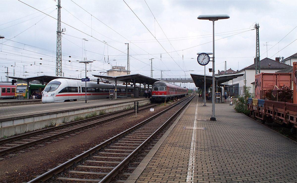 Plattling station - Wikipedia