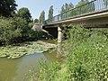 Balham (Ardennes) Canal de l'Aisne, pont.jpg