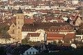 Bamberg, Karmeliterkloster, von Westen 20161114-005.jpg