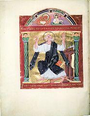 Evangeliar aus dem Bamberger Dom