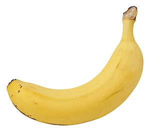 Banana equivalent dose - A banana contains naturally occurring radioactive material in the form of potassium-40.