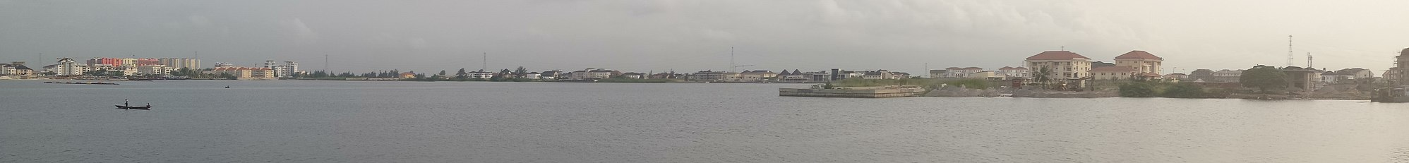 Banana Island, is an artificial island off the foreshore of Lekki-Ikoyi Link Bridge.