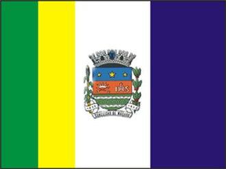Conceição de Macabu - Image: Bandeira conceição de macabu