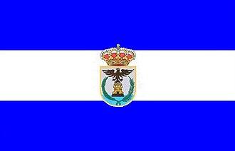 Águilas - Image: Bandera de Águilas Flag of Águilas