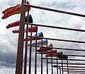Banderas en la Plaza del Viento 03.JPG