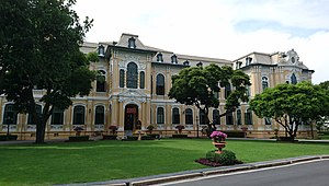 Bank of Thailand - Bang Khun Phrom Palace
