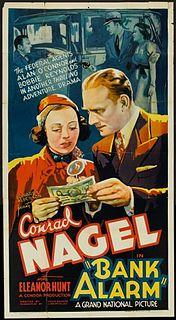 <i>Bank Alarm</i> 1937 film by Louis J. Gasnier