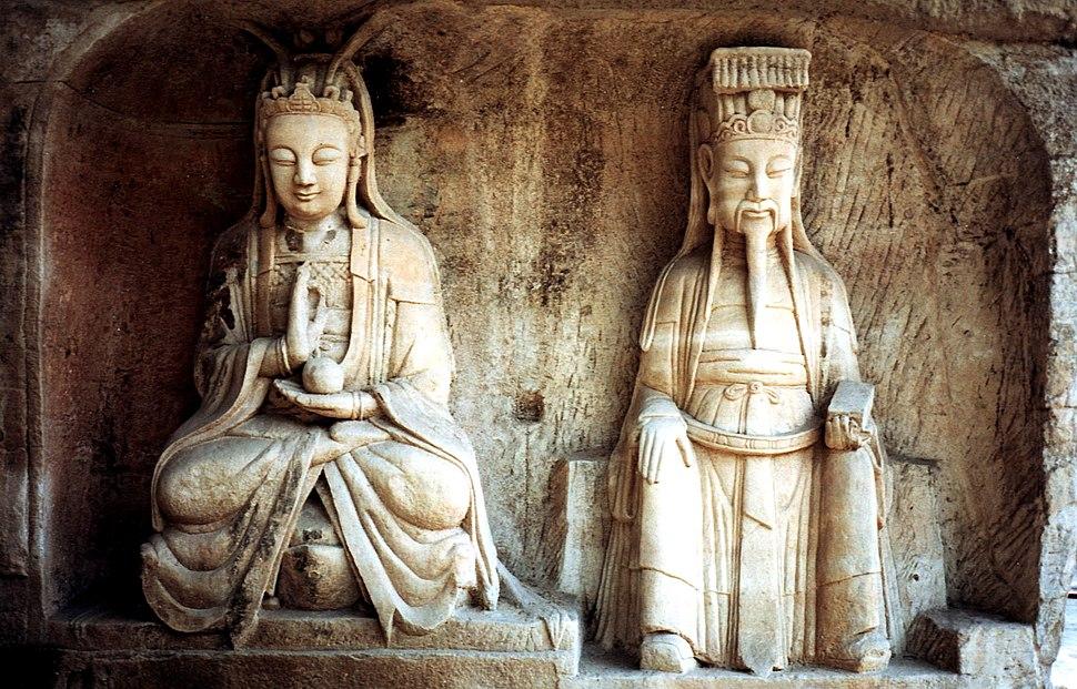 Bao Ding Mountain grotto1