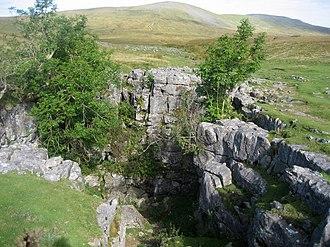 Bar Pot - Image: Bar Pot geograph.org.uk 546909