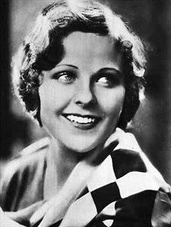 Barbara Kent American actress