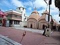 Bardhaman 108 shibmandir front area - panoramio.jpg