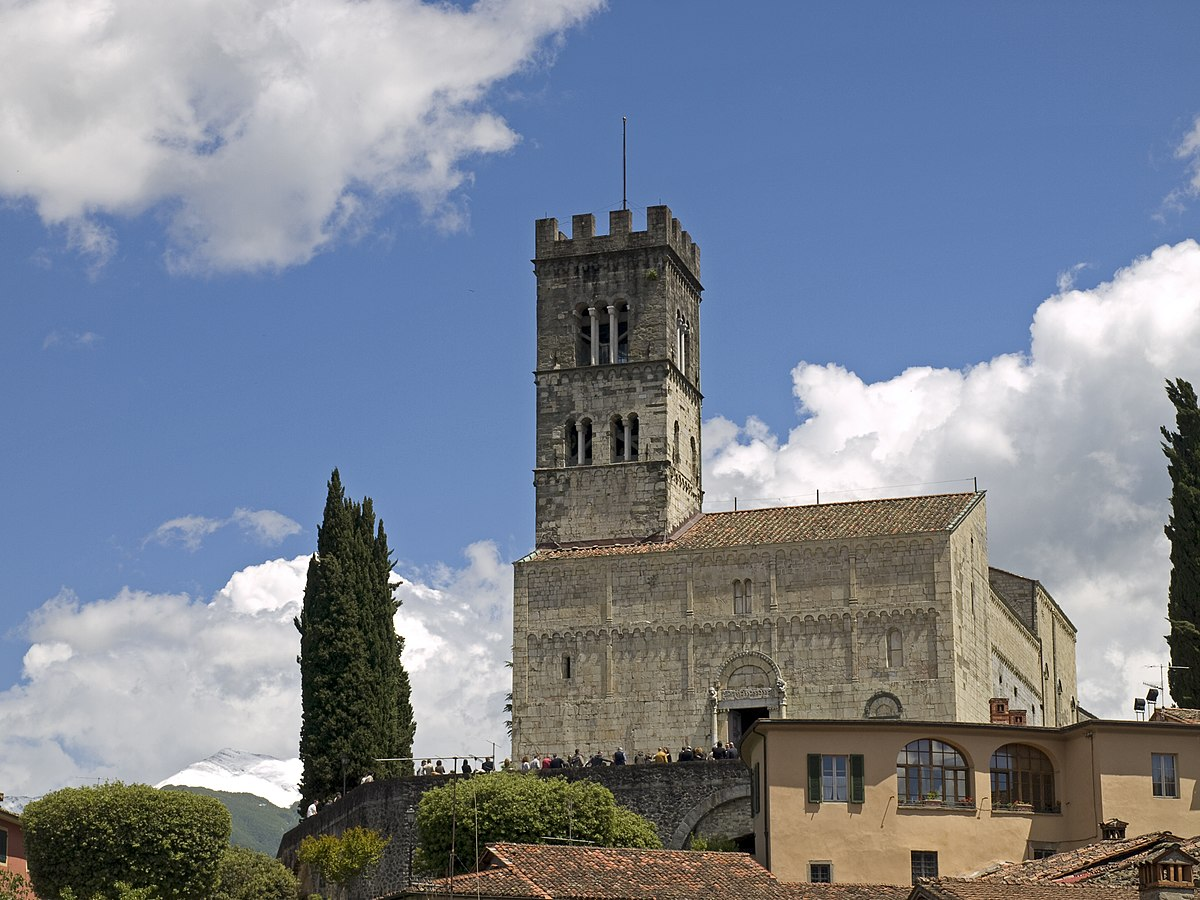 Collegiate Church Of San Cristoforo Barga Wikipedia