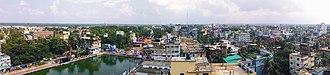 Barisal - Image: Barisal Cityscape, 2015