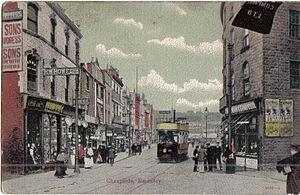Barnsley - Cheapside, circa 1904