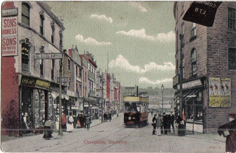 Barnsley, Cheapside