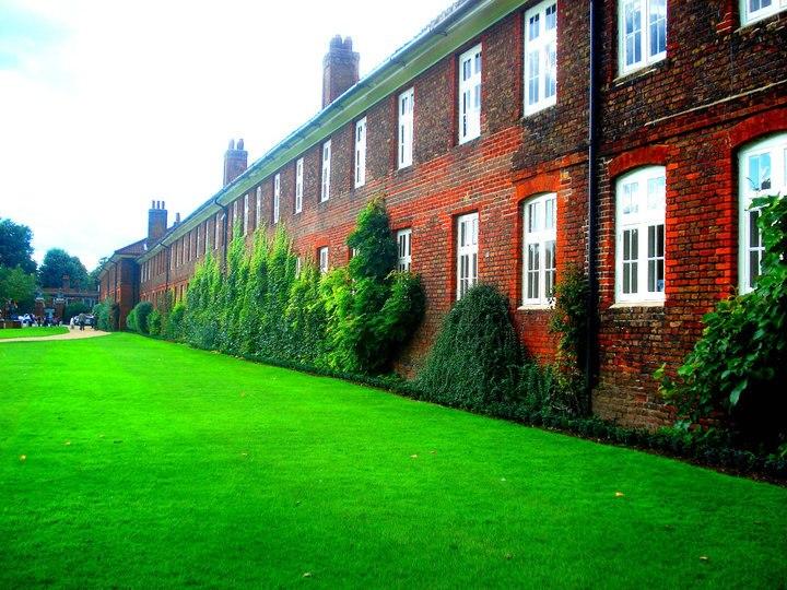 Barracks of Hampton Court Palace