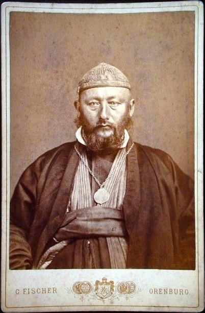 Bashkir elder