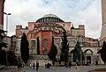Basilica de Santa Sofia (532-537), Istambul (Zona absidal exterior).jpg