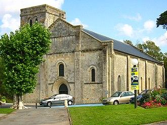 Soulac-sur-Mer - Notre-Dame-de-la-Fin-des-Terres Basilica,
