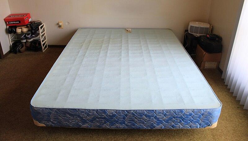Metal Bed Frame Adjustable Minivan Conversion Bed