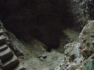 Fa Hien Cave - Pahiyangala archaeological site