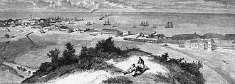 History of Batumi - Batumi in the 1880s