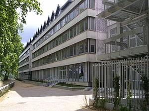 François Rabelais University - Image: Battanneurs