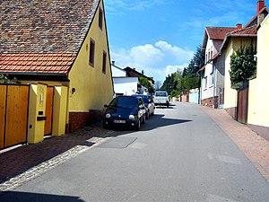Battenberg, Rhineland-Palatinate - Battenberg's main street