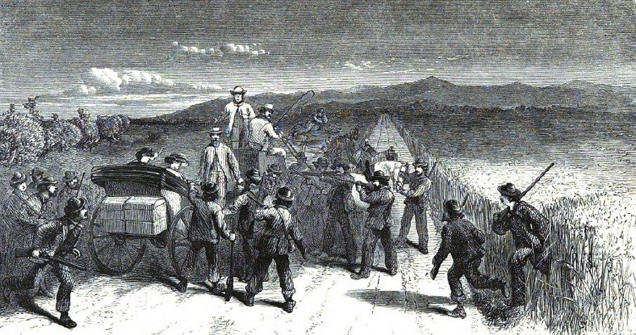 Battipaglia brigands