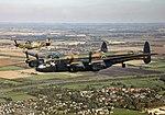 Battle of Britain Memorial Flight Members' day 2018 MOD 45164716.jpg