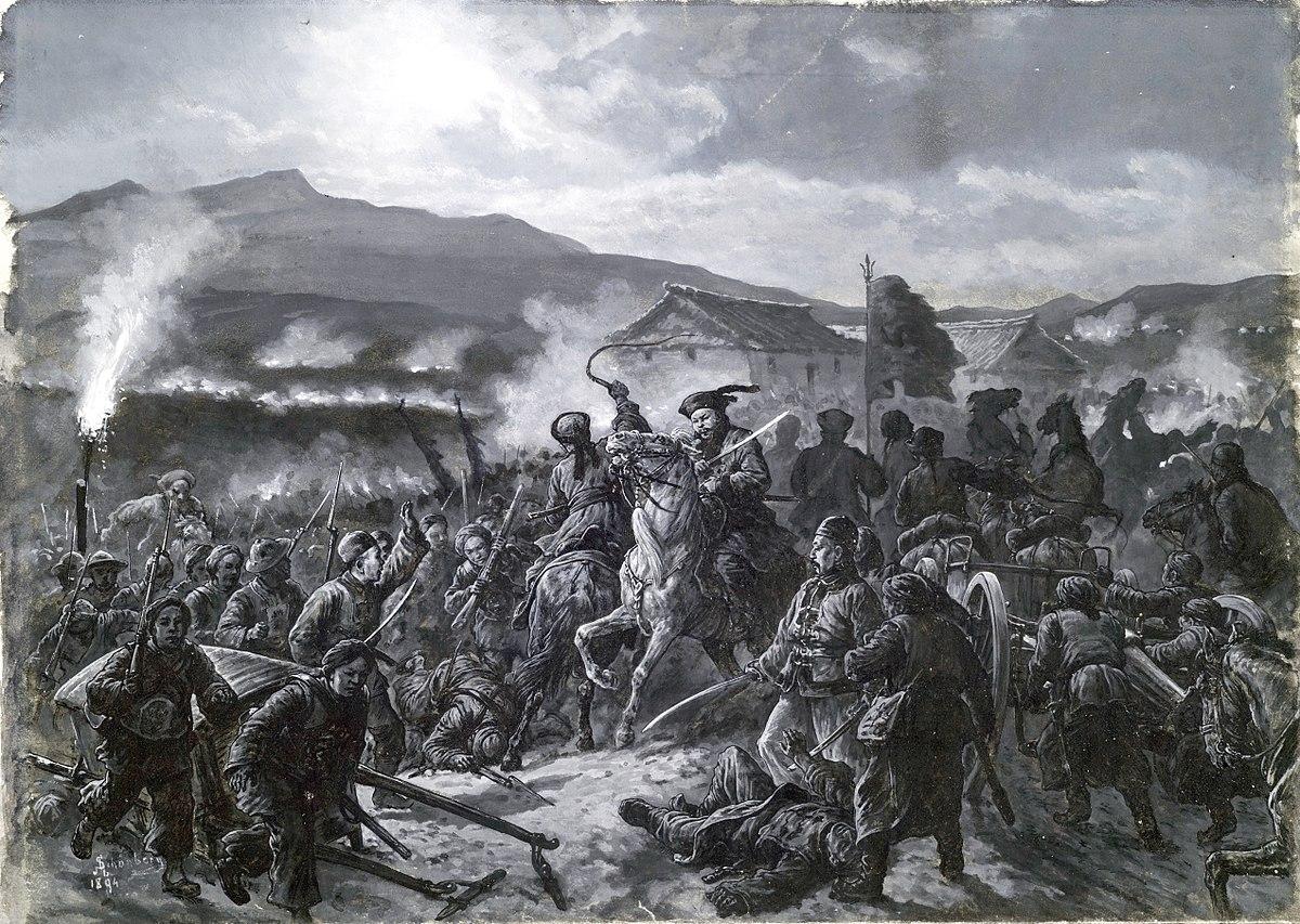 K Battle Korat Battle of Pyong...