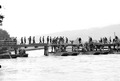 Bau an dem Teil Pfahljochbrücke - CH-BAR - 3240757.tif