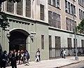 Bayard Rustin Educational Complex 18th Street west entrance.jpg