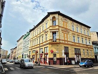 Józef Święcicki - Image: Bdg Śniadeckich 42 46 hdr 2 06 2013