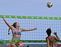 Beach Volleyball - ECSC East Coast Surfing Championships Virginia Beach women (36350010773).jpg