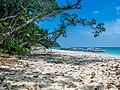 Beach koh rok yai, Thailand - Strand (19507318313).jpg